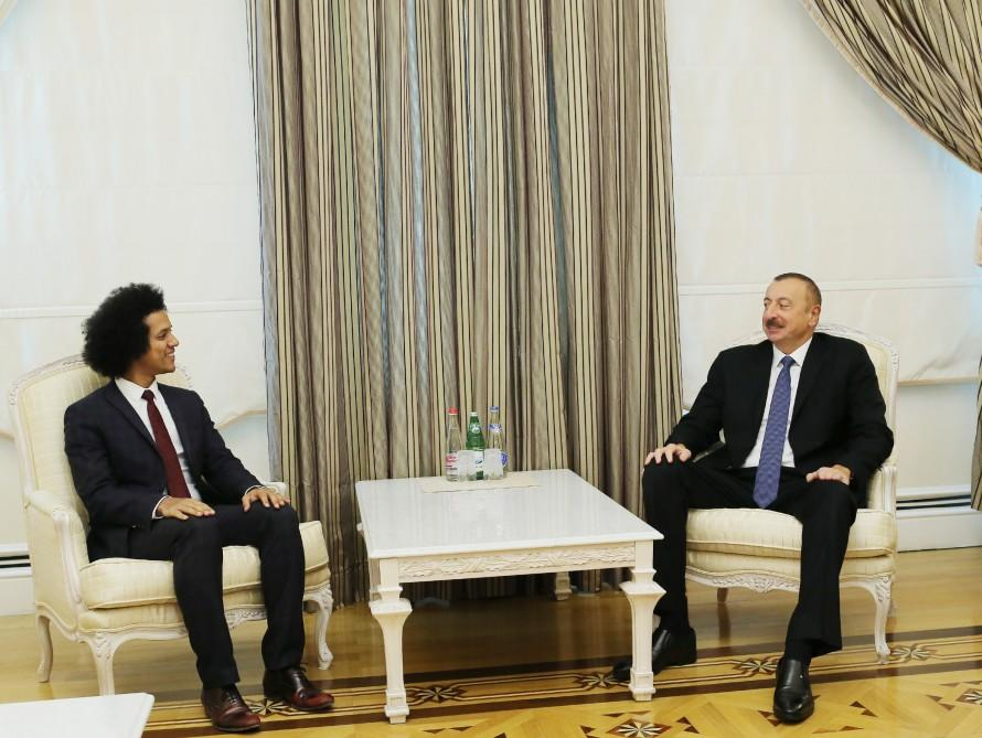 Ilham Aliyev: France plays its role in Karabakh conflict's settlement (PHOTO) - Gallery Image