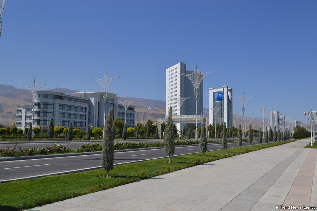 Turkmenistan assesses environment, following 'day without cars'