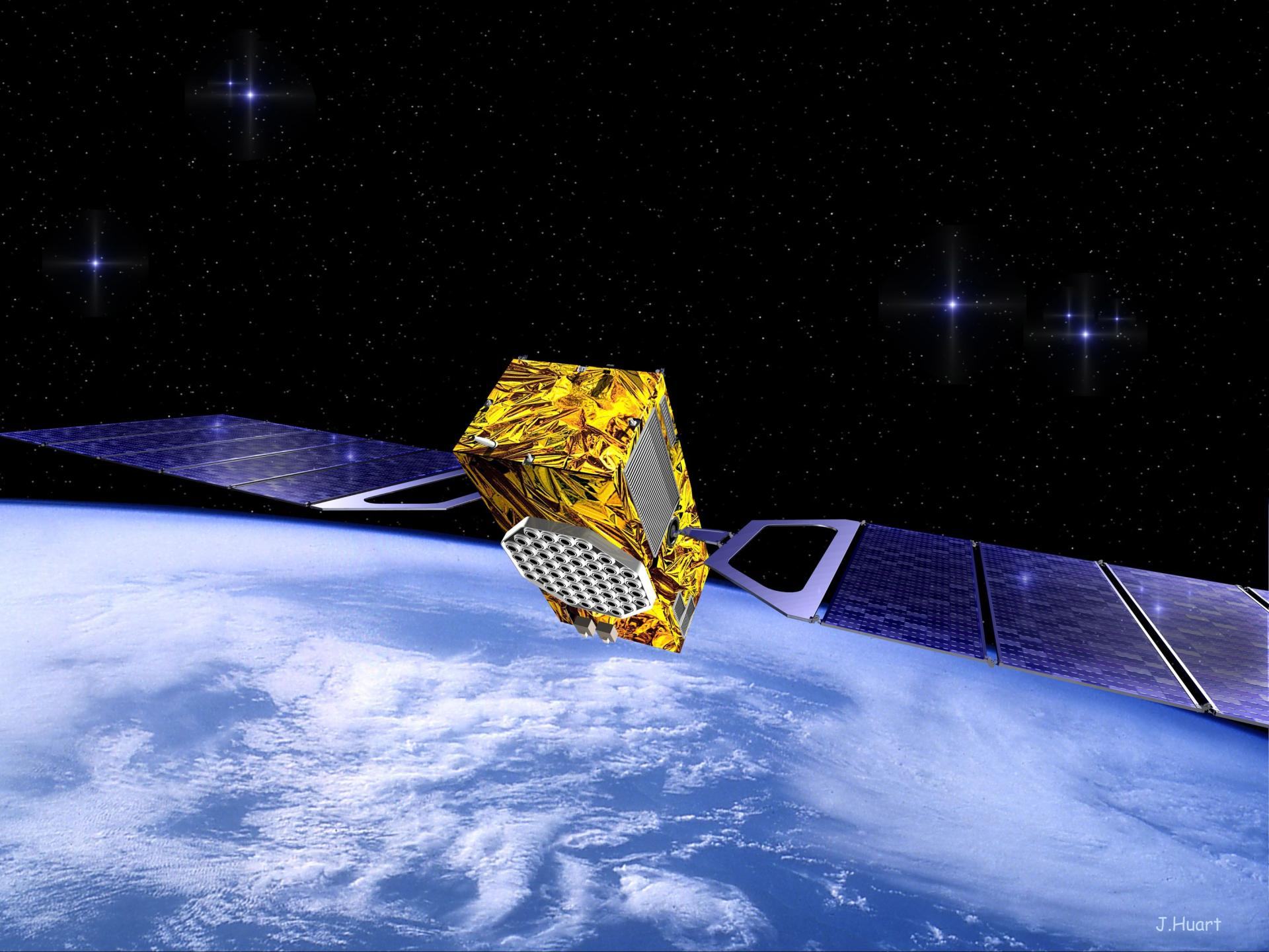 Iran to launch Zafar satellite soon