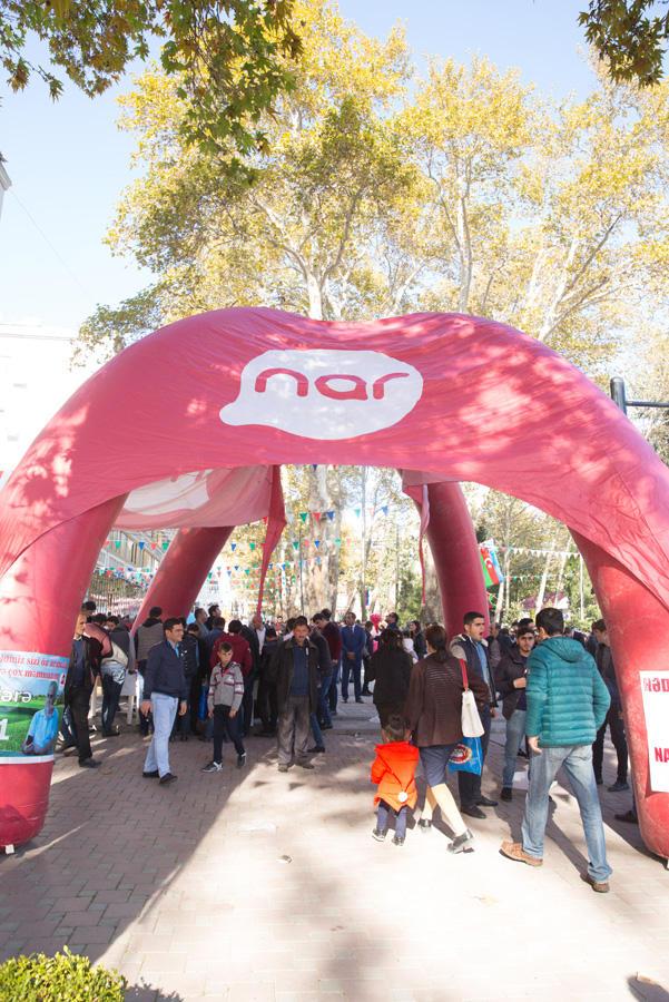 """""""Nar"""" jurnalistlər üçün Nar bayramı media-turu təşkil edib (FOTO) - Gallery Image"""