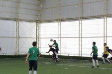 Футбольные страсти  AZFAR Business League - голы, желтые и красные карточки (ВИДЕО, ФОТО) - Gallery Thumbnail