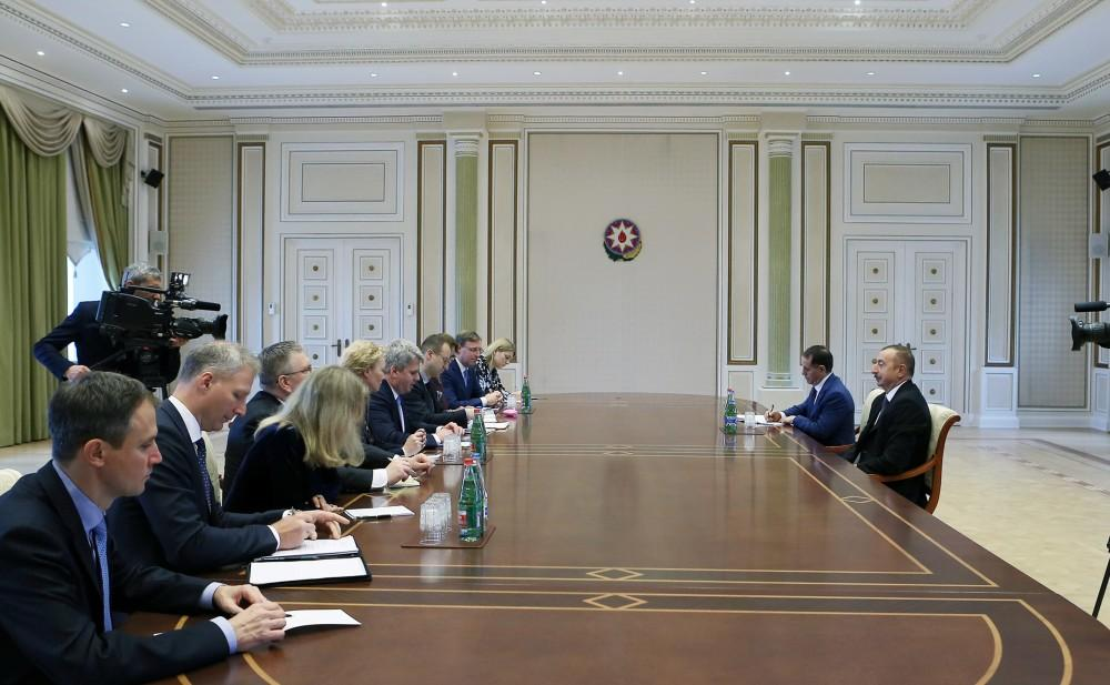 Ilham Aliyev: Work on new EU-Azerbaijan strategic partnership agreement continues (PHOTO) - Gallery Image
