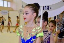 Стартовало второе открытое первенство Сумгайыта по художественной гимнастике (ФОТО) - Gallery Thumbnail