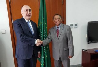 Azerbaijan, African Union agree to exchange experience in several spheres (PHOTO)