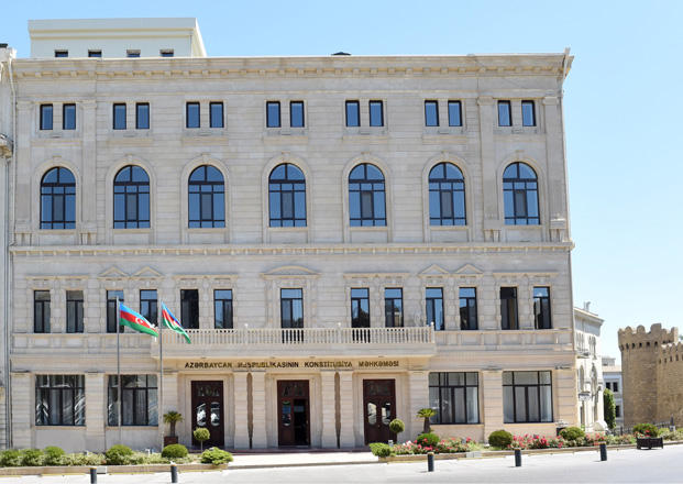 Constitutional Court of Azerbaijan issues appeal to constitutional justice institutions of world countries
