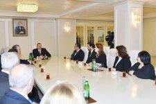 Azerbaijani president inaugurates new building of Ganja State Philarmonic (PHOTO) - Gallery Thumbnail