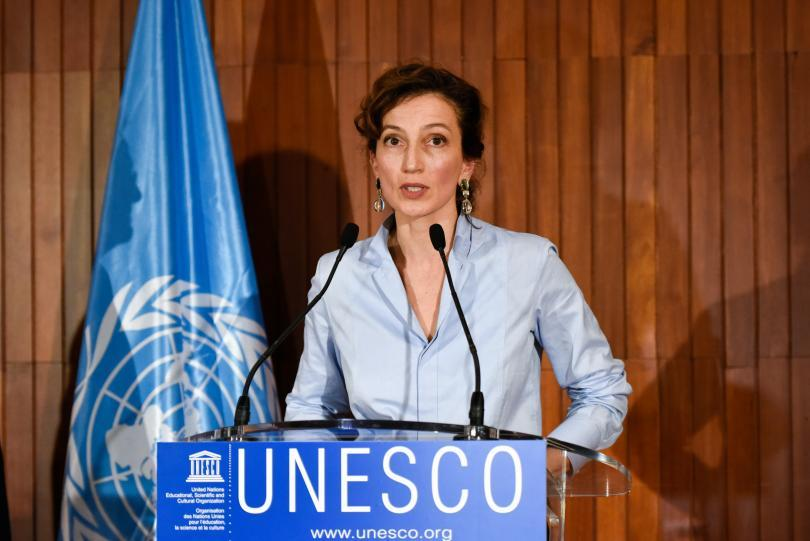UNESCO closely following situation with Notre Dame cathedral fire - director general