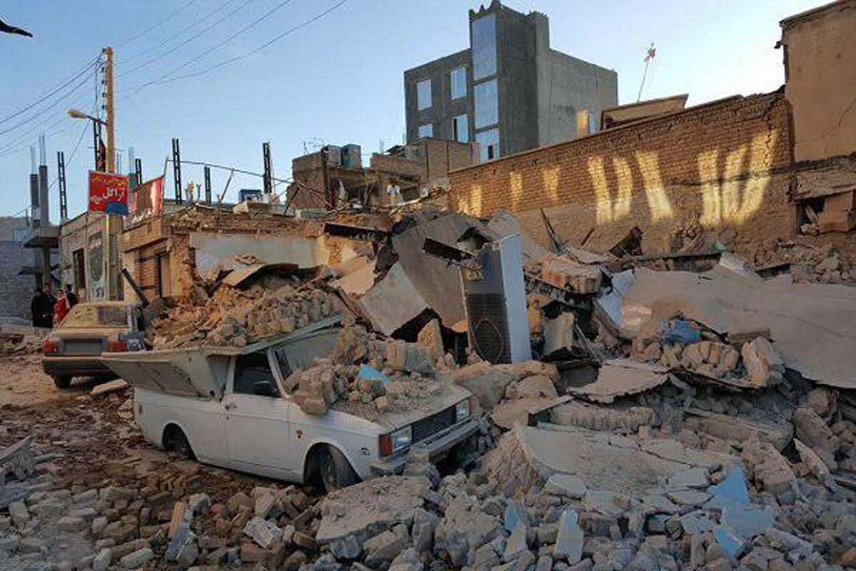 Death toll from earthquake in western Iran climbs to 440 (UPDATING) (PHOTO, VIDEO) - Gallery Image