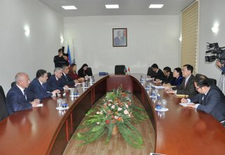 Official says Azerbaijan, China have broad prospects for development of relations