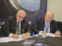 Azerbaijan reaches key agreements in civil aviation at Dubai Airshow 2017 (PHOTO) - Gallery Thumbnail