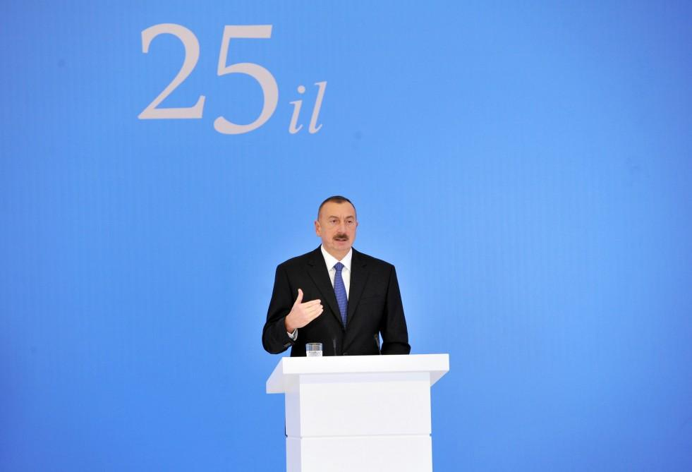President Aliyev: Azerbaijan's principled position on Karabakh issue won't change