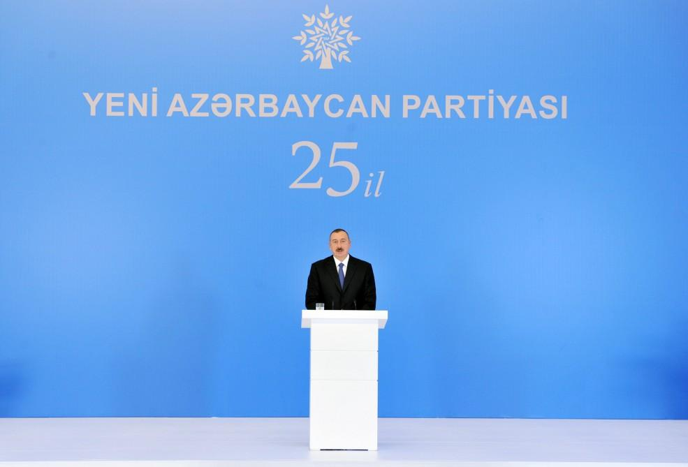 Ilham Aliyev: Azerbaijan has voluntarily entered int'l organizations and can voluntarily withdraw