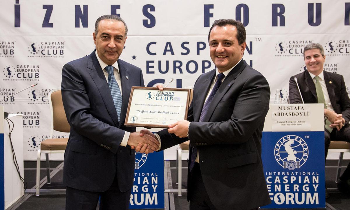 Состоялся Caspian Energy Medical Forum (ФОТО) - Gallery Image