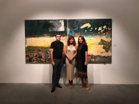 YARAT founder's solo exhibition opens in Dubai (PHOTO) - Gallery Thumbnail