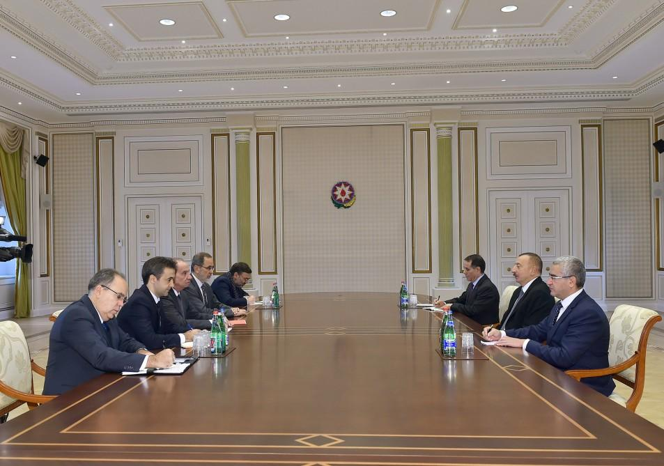 President Aliyev: Azerbaijan-Brazil relations to continue developing successfully