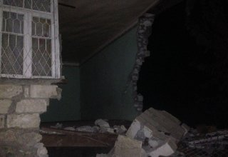 Over 130 houses damaged by 2 quakes in Azerbaijan