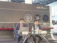 """Bakıda """"Alfa Romeo""""nun ilk SUV modeli təqdim edildi (FOTO) - Gallery Thumbnail"""