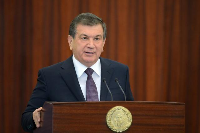 Uzbek president: 16,000 people, who committed crimes, are unemployed