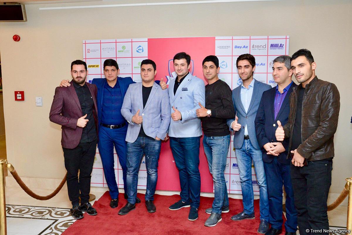 В Баку прошла жеребьевка стадии play-off  AZFAR Business League – чемпионат вызвал большой интерес (ФОТО) - Gallery Image