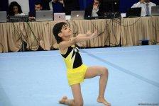 Стартовали чемпионаты Азербайджана по спортивной гимнастике и акробатике (ФОТО) - Gallery Thumbnail