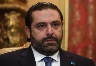 Lebanon's Hariri expects new cabinet in 7-10 days