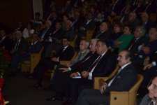 В Баку прошел торжественный вечер  в честь 90-летия Али Ильдырымоглу (ФОТО) - Gallery Thumbnail