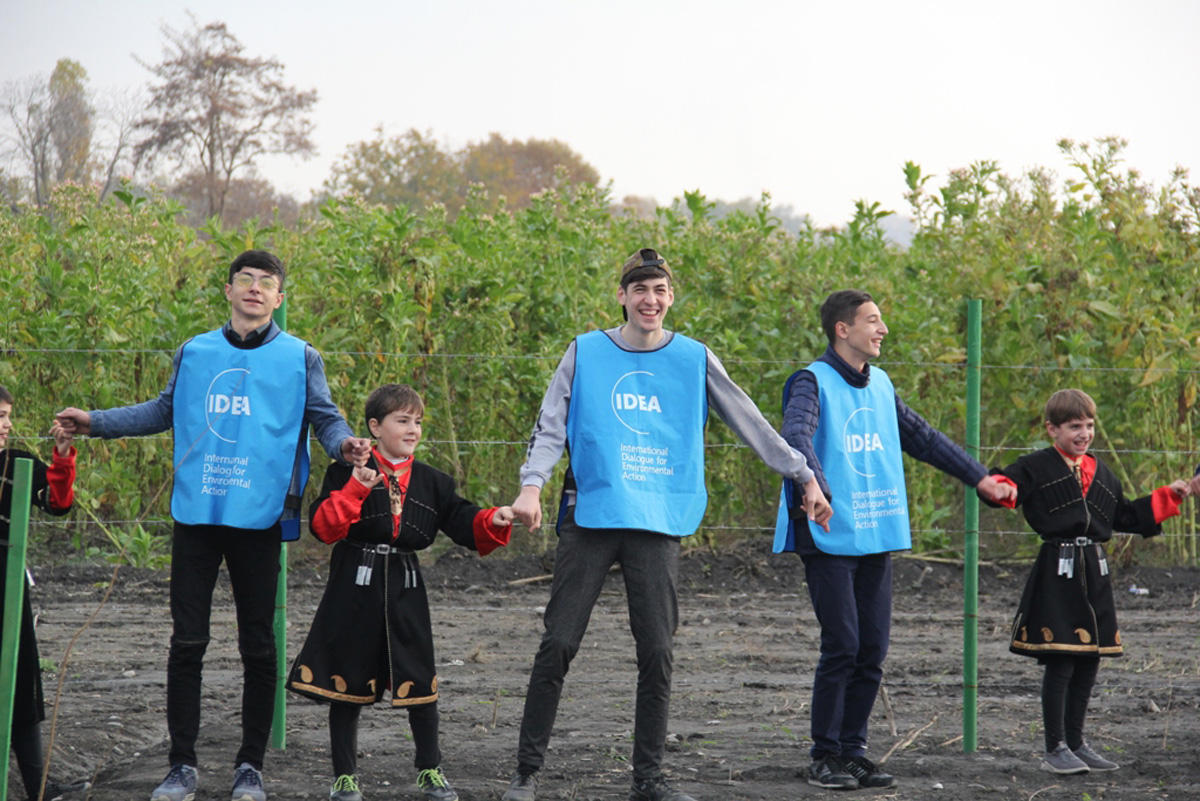 Orchards for low-income families planted in Azerbaijani districts (PHOTO) - Gallery Image
