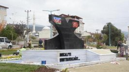 Turkey erects memorial complex dedicated to Khojaly genocide victims - Gallery Thumbnail