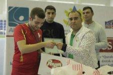 В Баку прошел турнир на Кубок Карабаха среди представителей СМИ и культуры (ВИДЕО) - Gallery Thumbnail