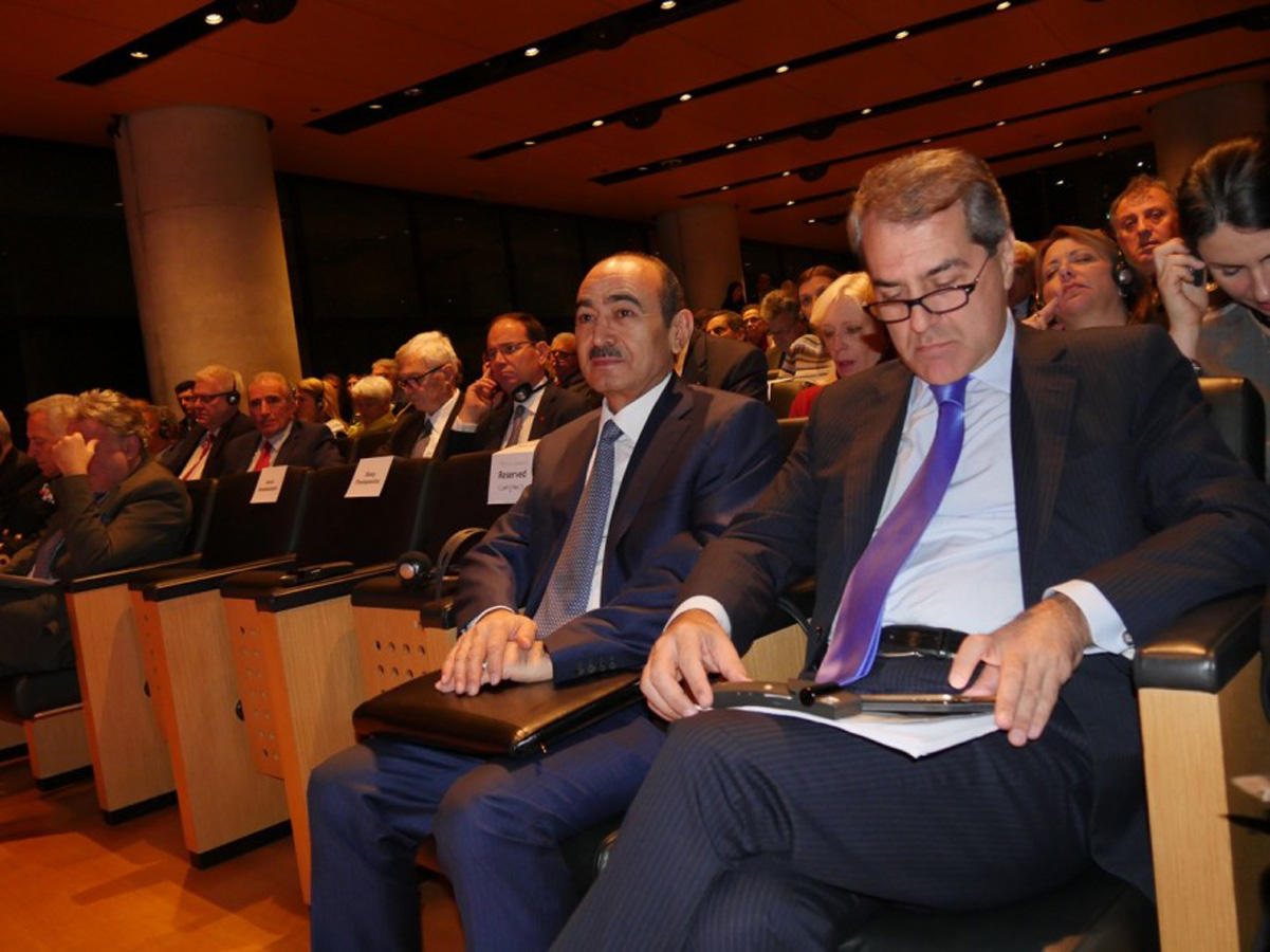 Ali Hasanov: Double standards create obstacle to resolute fight against ethnic separatism (PHOTO) - Gallery Image