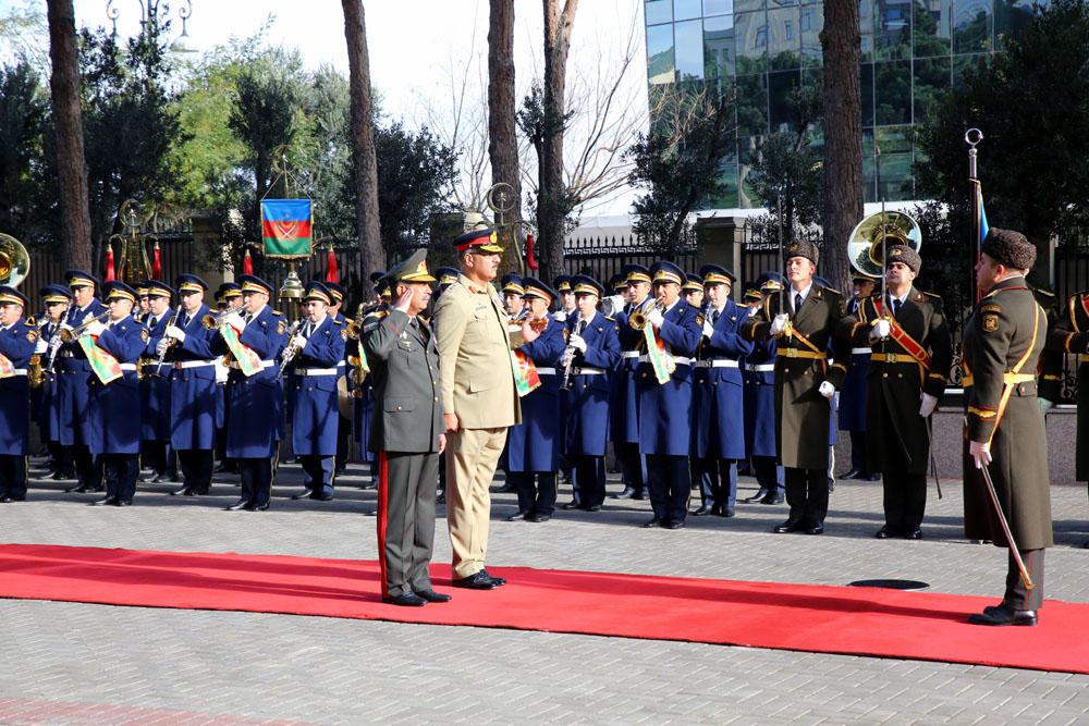 Azerbaijan, Pakistan mull military co-op (PHOTO) - Gallery Image