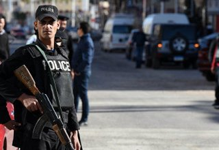 Suicide bomber killed as Egyptian forces foil terror attack in Sinai