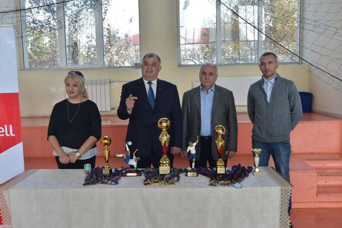 """Bakcell"" supports futsal tournament - Gallery Image"