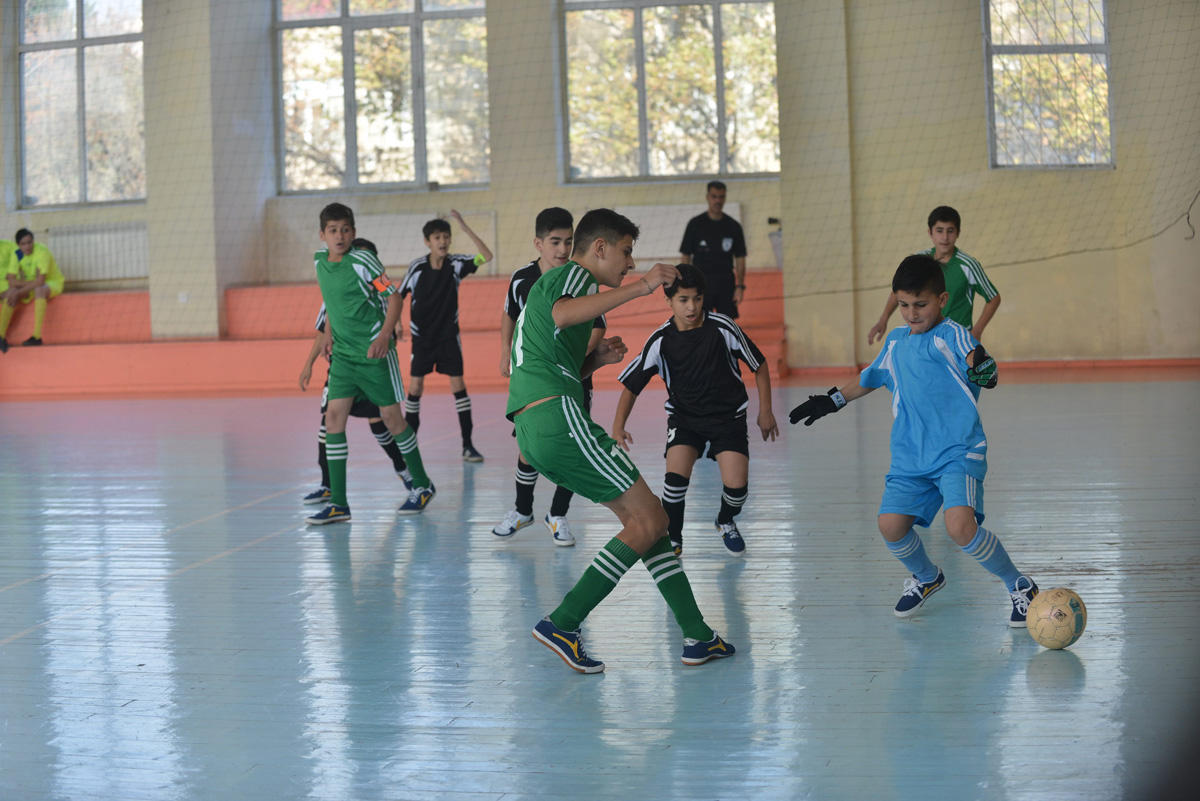 """Bakcell"" supports futsal tournament"