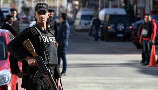 Two brothers killed in armed attack on liquor store in Egypt