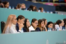 Day 3 of gymnastics competitions kicks off in Baku (PHOTO) - Gallery Thumbnail