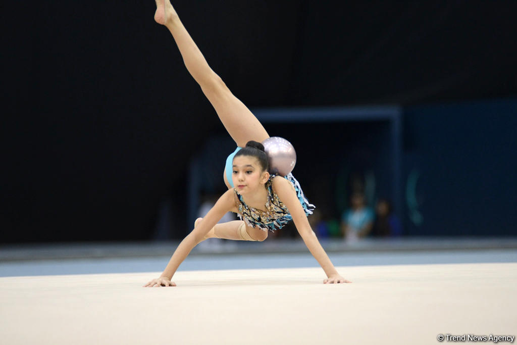 Day 3 of gymnastics competitions kicks off in Baku (PHOTO)