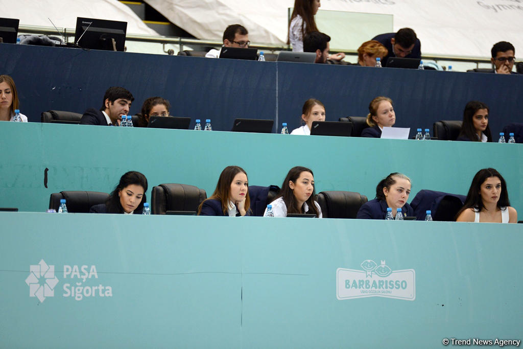 Day 3 of gymnastics competitions kicks off in Baku (PHOTO) - Gallery Image