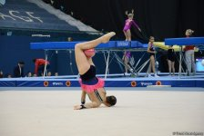 Final day of gymnastics competitions kicks off in Baku (PHOTO) - Gallery Thumbnail