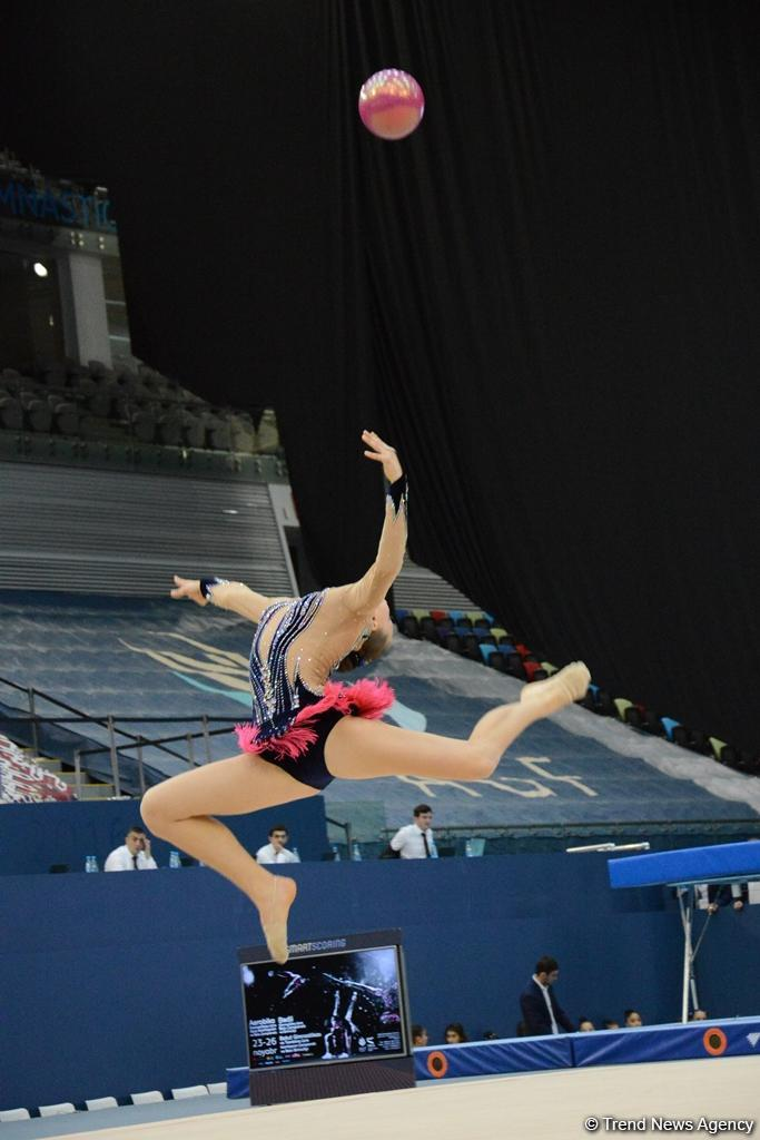 Final day of gymnastics competitions kicks off in Baku (PHOTO) - Gallery Image