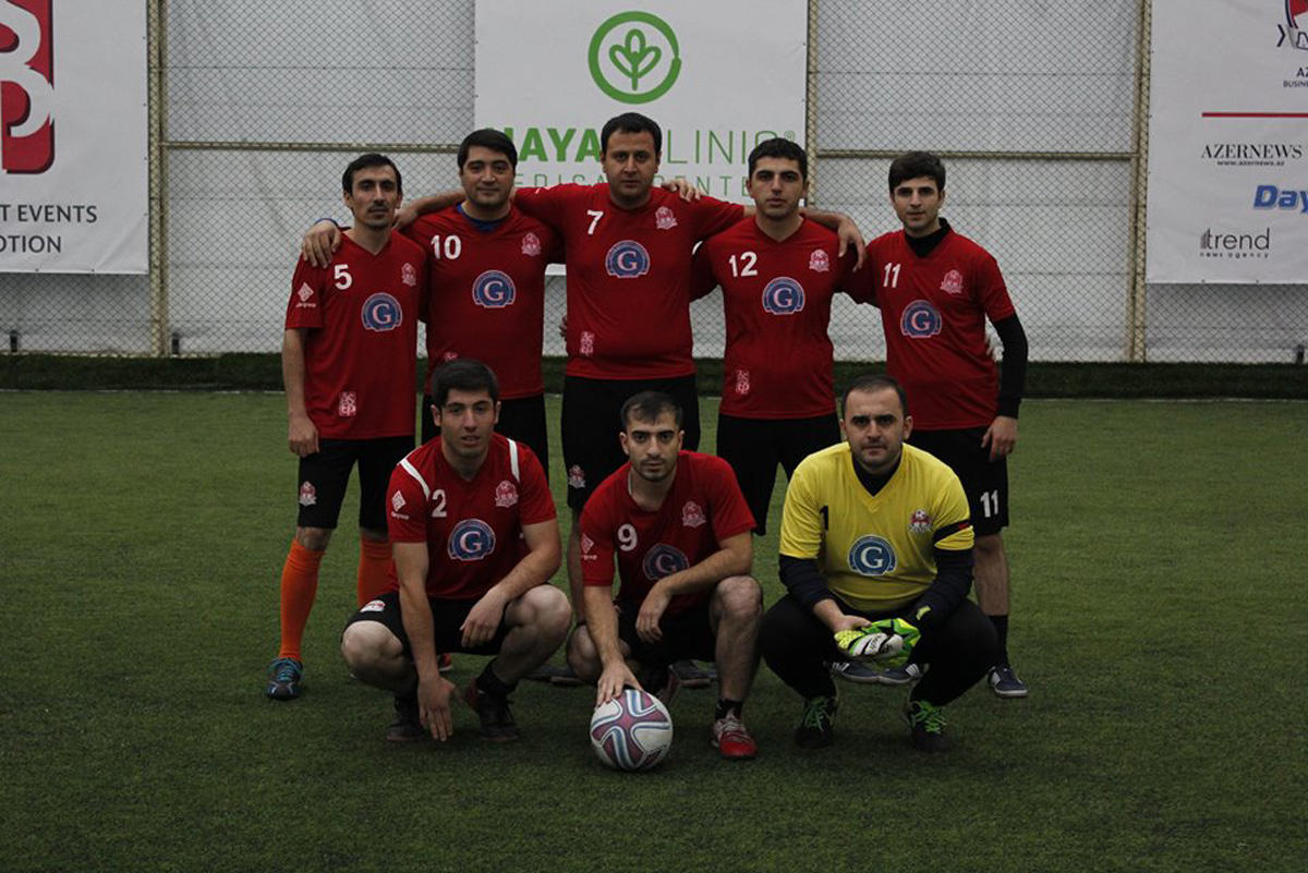Первый день раунда play-off AZFAR Business League по мини-футболу (ФОТО) - Gallery Image
