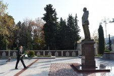 President Aliyev arrives in Tartar district (PHOTO) - Gallery Thumbnail