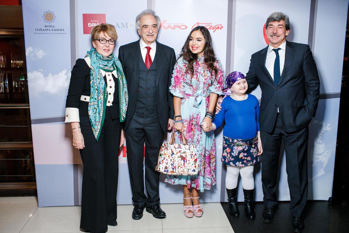 Heydar Aliyev Foundation VP attends presentation of documentary in Moscow (PHOTO) - Gallery Image