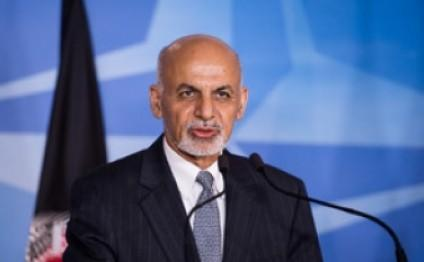 Afghan president announces temporary ceasefire with Taliban