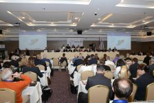 AGF Sec. Gen. Farid Gayibov elected as UEG President (PHOTO) - Gallery Thumbnail