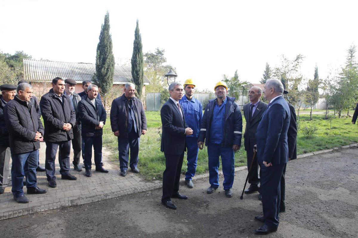 Building for disabled in Azerbaijan on repair upon First VP's instruction (PHOTO)