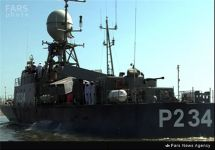 Home-made missile-launching warship joins Iran Navy in Caspian Sea (PHOTO) - Gallery Thumbnail