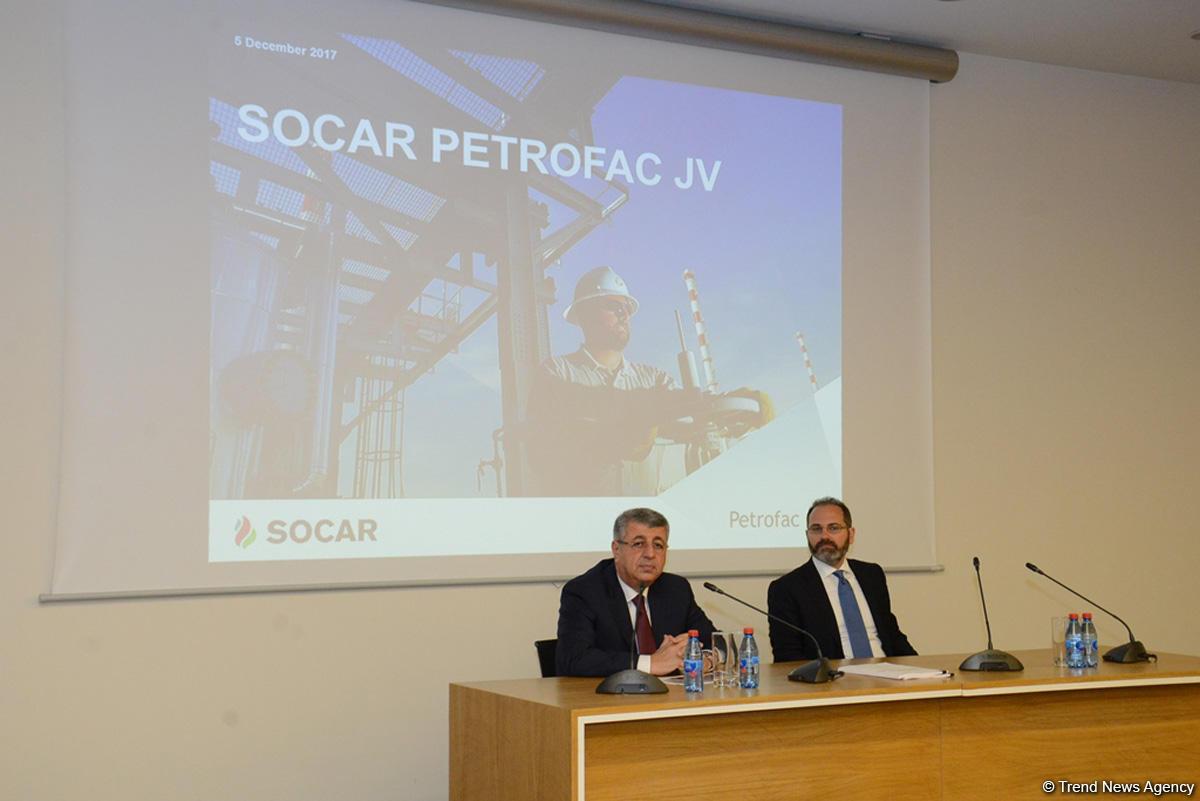 SOCAR и британская нефтесервисная компания создали СП (ФОТО) - Gallery Image