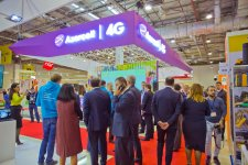 Exclusive offers from Azercell at Bakutel 2017 exhibition (PHOTO) - Gallery Thumbnail