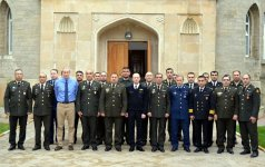 NATO Mobile Training Team holds  training course in Azerbaijan (PHOTO) - Gallery Thumbnail